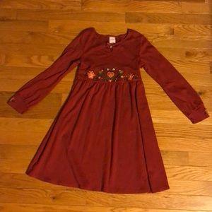 Gymboree Red Dress